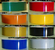 Engineer Grade Flexible Reflective Tape.